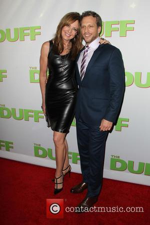 Allison Janney and Ari Sandel