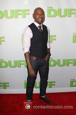 Romany Malco - Los Angeles fan screening of THE DUFF at TCL Chinese 6 Theatres - Hollywood, California, United States...