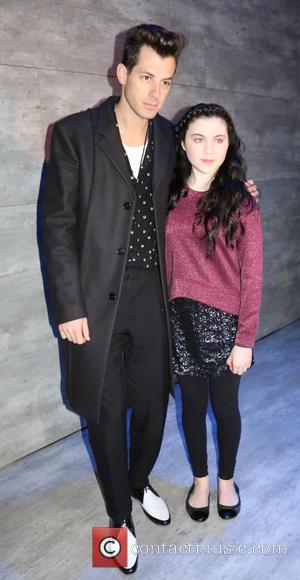 Mark Ronson and Lilla Crawford