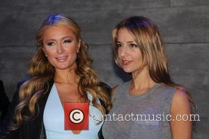 Paris Hilton and Charlotte Ronson