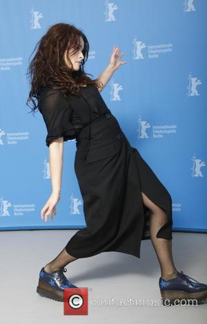 Helena Bonham Carter - 65th Berlin International Film Festival - 'Cinderella' - Photocall at Hotel Hyatt - Berlin, Germany -...