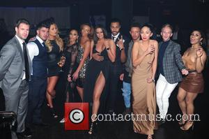 Yasmin, Dean Spragg, Rogan O'connor, Talitha Minnis, Ashley Cain, Jamie Bermingham and Valentino