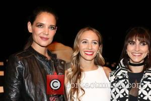 Katie Holmes, Harley Viera-newton and Langley Fox