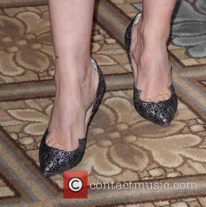 Cynthia Nixon - Annual Rush HeARTS Education Valentine's Luncheon at The Plaza Hotel - New York City, New York, United...
