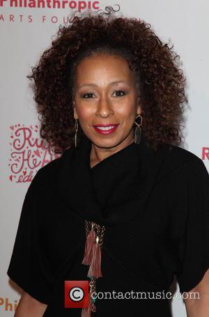 Tamara Tunie - Annual Rush HeARTS Education Valentine's Luncheon at The Plaza Hotel - New York City, New York, United...