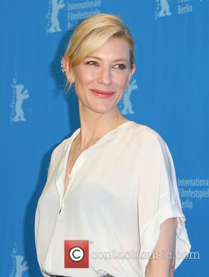 Cate Blanchett - A host of stars were photographed as they attended a press conference at the 65th Berlin International...