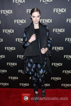 Coco Rocha - FENDI celebrates the opening of the New York flagship store - New York, New York, United States...