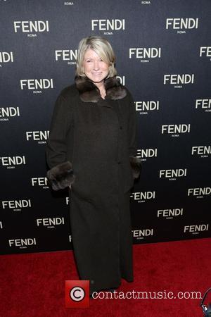Martha Stewart - FENDI celebrates the opening of the New York flagship store - New York, New York, United States...