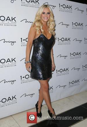 Jenny McCarthy - Jenny McCarthy hosts Valentine Weekend at 1 Oak Nightclub inside The Mirage Hotel and Casino Las Vegas...