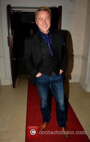 Michael Flatley - Former Ireland International Rugby Captain Keith Wood honoured at the annual Ireland Funds Rugby Lunch at The...