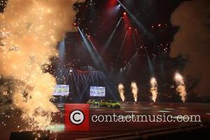 Top Gear Live Uk and Arena Tour