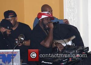 Floyd Mayweather and Funk Master Flex