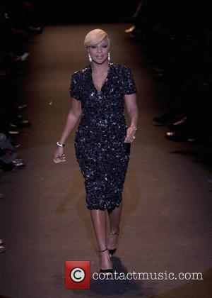 Mary J Blige - Mercedes-Benz Fashion Week New York - Naomi Campbell's Fashion for Relief - Runway - New York...