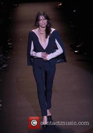 Michelle Rodriguez - Mercedes-Benz Fashion Week New York - Naomi Campbell's Fashion for Relief - Runway - New York City,...