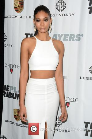 Chanel Iman - The Players' Tribune Launch Party - Arrivals - Manhattan, New York, United States - Saturday 14th February...