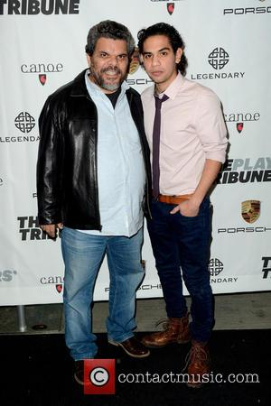 Luis Guzman - The Players' Tribune Launch Party - Arrivals - Manhattan, New York, United States - Saturday 14th February...