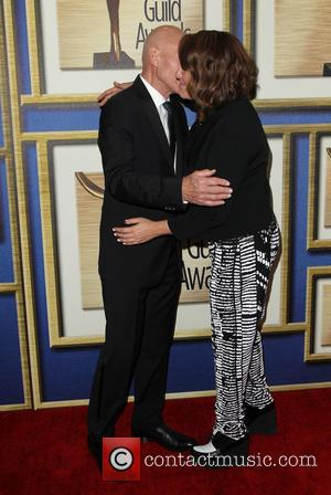 Patrick Stewart and Jill Soloway