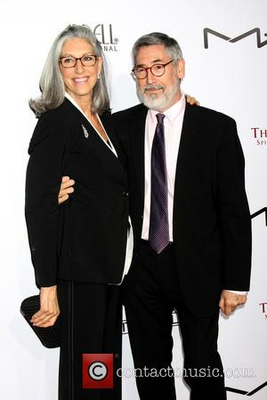 Deborah Nadoolman Landis and John Landis