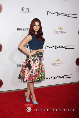 Jillian Rose Reed - Make-Up Artists & Hair Stylists Guild Awards - Arrivals at Paramount Theater, Paramount Studio - Los...