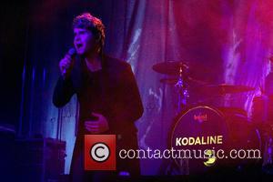 Kodaline and Steve Garrigan