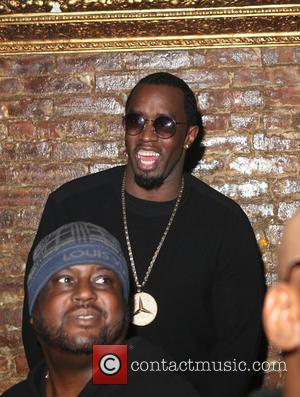 Puff Daddy and P Diddy - Puff Daddy, John Wall and DJ Khaled host 'The Grand Finale' NBA All-Star after...