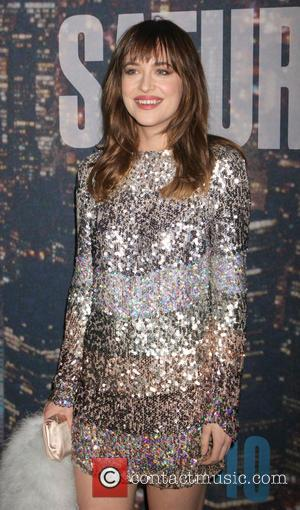 Dakota Johnson - A host of stars including previous cast members were snapped as they arrived  to the Rockerfeller...