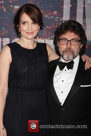 Tina Fey and Jeff Richmond - A host of stars including previous cast members were snapped as they arrived...