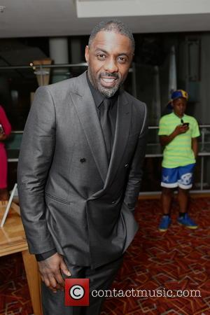Idris Elba - 11th Annual Screen Nation Film and Television Awards held at Hilton London Metropole - Inside at Hilton...
