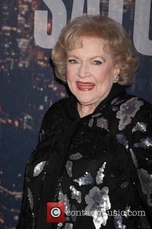 Betty White - A host of stars including previous cast members were snapped as they arrived  to the Rockerfeller...