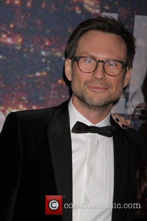 Christian Slater - A host of stars including previous cast members were snapped as they arrived  to the Rockerfeller...