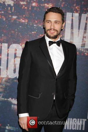 James Franco - A host of stars including previous cast members were snapped as they arrived  to the Rockerfeller...