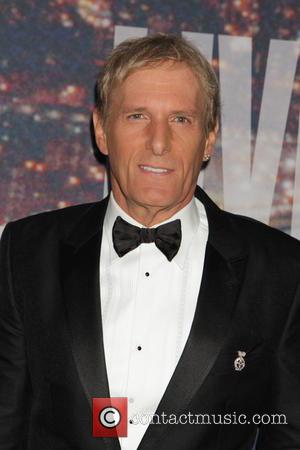 Michael Bolton - A host of stars including previous cast members were snapped as they arrived  to the Rockerfeller...