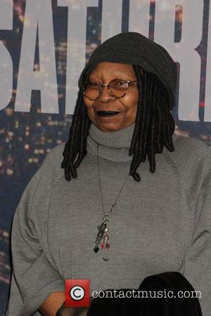 Whoopi Goldberg - A host of stars including previous cast members were snapped as they arrived  to the Rockerfeller...