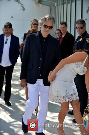 Barry Gibb and Andrea Bocelli - Miami Beach announces headline performers for Mega Centennial Concert Celebration at New World Center...