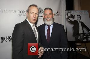Bob Odenkirk and J.P. Anderson