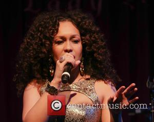 Rebecca Ferguson - Rebecca Ferguson performs her new album 'Lady Sings the Blues,' a tribute to Billie Holliday at the...