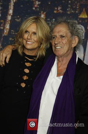 "Keith Richards Hoping To Start On A New Rolling Stones Album ""Next Year"""