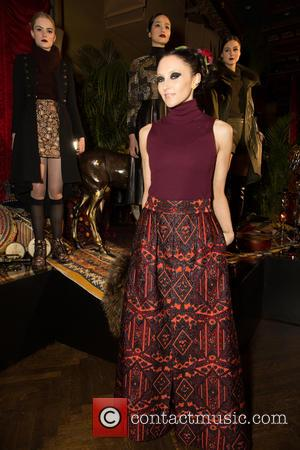 Stacey Bendet - Mercedes-Benz New York Fashion Week - Alice + Olivia Fall/Winter 2015 fashion presentation at 15 East 27th...