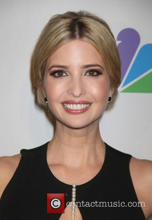 Ivanka Trump - The Celebrity Apprentice Finale held at Trump Tower - Arrivals at Trump Tower - New York City,...