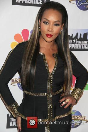 Vivica A. Fox - The Celebrity Apprentice Finale held at Trump Tower - Arrivals at Trump Tower - New York...