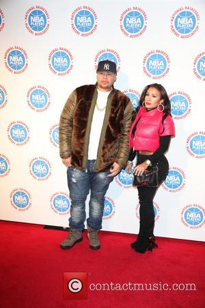 Fat Joe and Liza Rios - The National Basketball Players Association's Exclusive 2015 All-Star Players' Social Event Presented By BET...