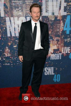 David Spade - A host of stars including previous cast members were snapped as they arrived  to the Rockerfeller...