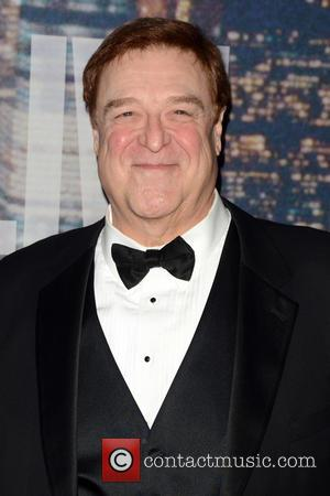 John Goodman - A host of stars including previous cast members were snapped as they arrived  to the Rockerfeller...