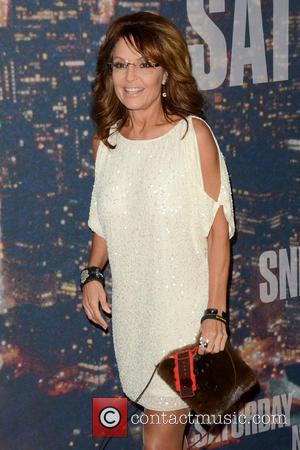 Sarah Palin - A host of stars including previous cast members were snapped as they arrived  to the Rockerfeller...