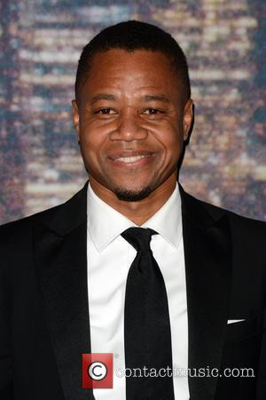 Cuba Gooding Jr. - A host of stars including previous cast members were snapped as they arrived  to the...