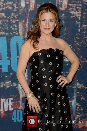 Ana Gasteyer - A host of stars including previous cast members were snapped as they arrived  to the Rockerfeller...