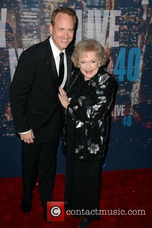 Betty White Suffers Stage Fright