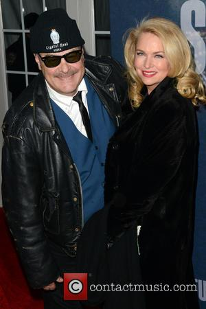Dan Aykroyd and Donna Dixon - A host of stars including previous cast members were snapped as they arrived...
