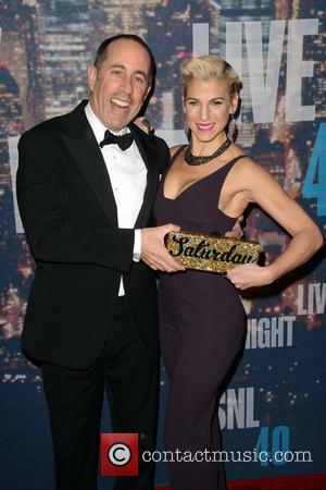 Jerry Seinfeld and Jessica Seinfeld - A host of stars including previous cast members were snapped as they arrived...