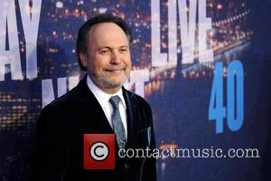Billy Crystal - SATURDAY NIGHT LIVE 40TH Anniversary Special - Red Carpet Arrivals - Manhattan, New York, United States -...